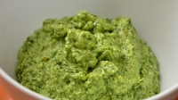 Broccoli and Pistachios Pesto from Bronte
