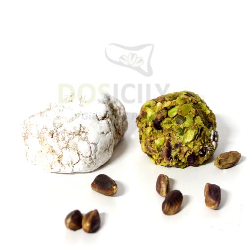 Paste morbide biscotti artigianali al pistacchio di Bronte
