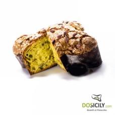 Colomba artigianale glassata pistacchio 750 g
