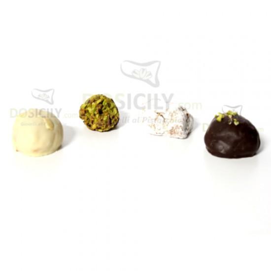 Paste di Pistacchio artigianali miste 4 tipologie