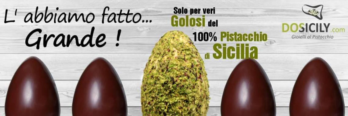 Uovo al pistacchio