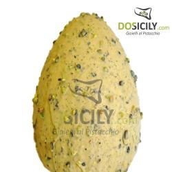 Uovo artigianale di Pasqua al pistacchio di Sicilia