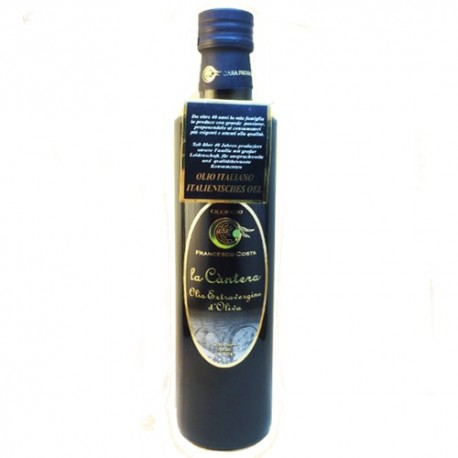 "Olio di Sicilia""La Càntera"" extravergine"
