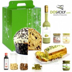 "Christmas""PLATINUM""package Handcrafted of pistachios"