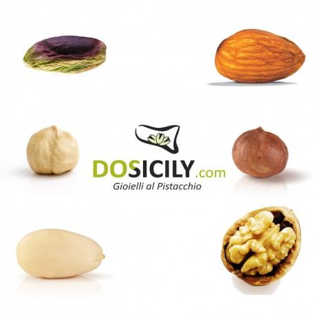 Mix Frutta secca di Sicilia vaschetta